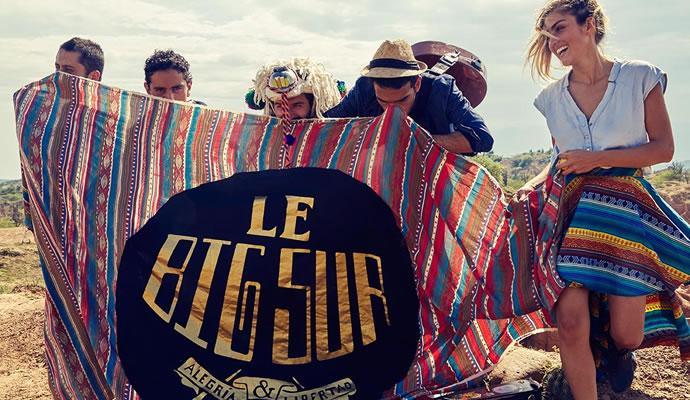 Le Big Sur, banda bogotana