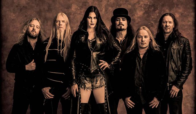 Nightwish estará en Bogotá el 10 de Octubre