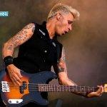 En 1972 nació Mike Dirnt bajista de Green Day
