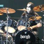 Nació Horg, baterista de Immortal e Hipocrisy.
