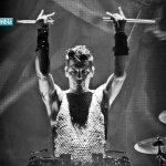 En 1966 nació Christoph Schneider, baterista de Rammstein.