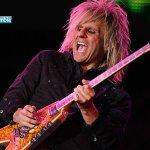 En 1962 nació C.C DeVille, guitarrista de Poison.