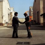 Pink Floyd foro de album Wish You Were Here
