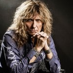 David Coverdale de Deep Purple y Whitesnake