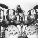 Neal Smith, baterista de Alice Cooper
