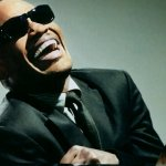 Ray Charles, pianista y compositor ciego
