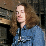 Cliff Burton bajista de Metallica