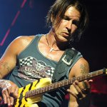 George Lynch guitarrista de Dokken