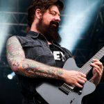 Jim Root de Slipknot