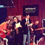 Primer concierto de Soda Stereo en Internet