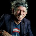 En 1943 Nació Keith Richards de The Rolling Stones.