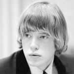 En 1993 murió Michael Clarke de The Byrds