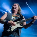 En 1956 nació Dave Murray de Iron Maiden