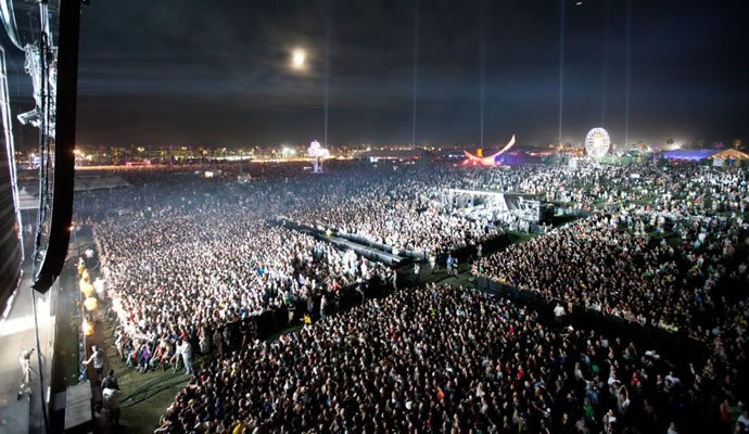 Coachella 2011 en California