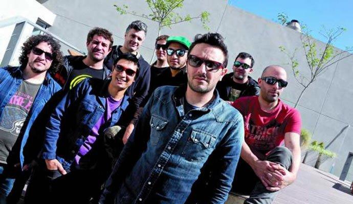 No Te Va Gustar, banda uruguaya nominada a los Grammy Latinos
