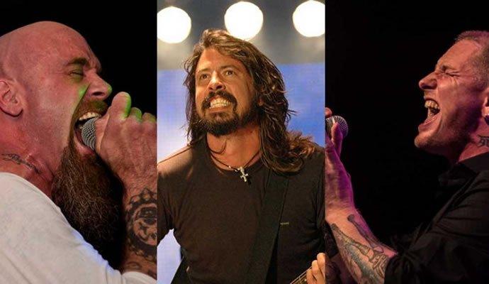 Estrellas de rock conforman Teenage Time Killers