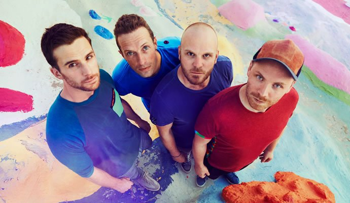 "Coldplay presenta el videoclip de ""A Head Full Of Dreams"""