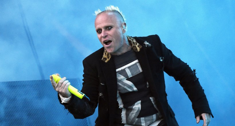 Keith Flint, vocalista de The Prodigy