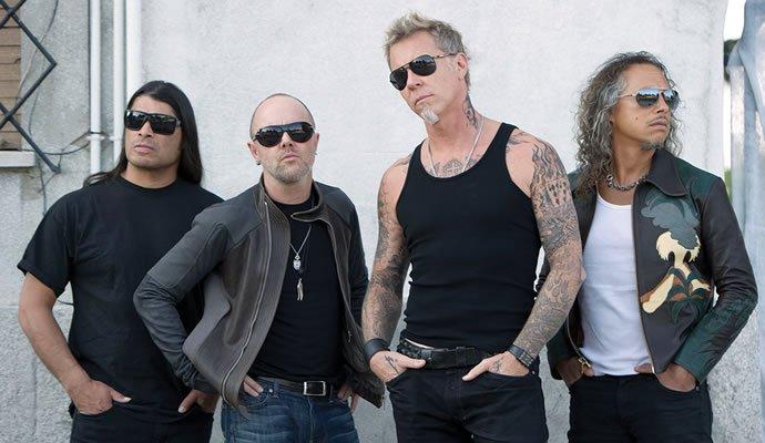 Metallica vuelve a Colombia en septiembre de 2016