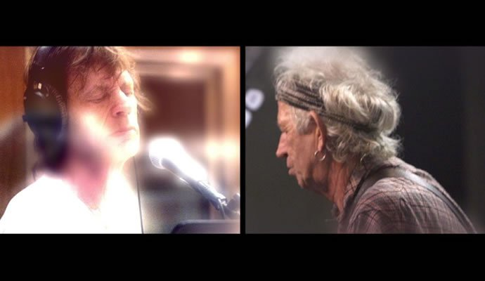 """Captura de YouTube video """"Hate To See You Go"""" de The Rolling Stones"""