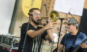 """Jonathan """"El Paya"""" Durango de La Sinfoniska, banda seleccionada para Ciudad Altavoz 2021"""