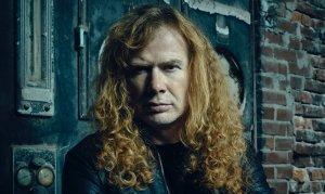 Dave Mustaine de Megadeth padece de cancer de garganta