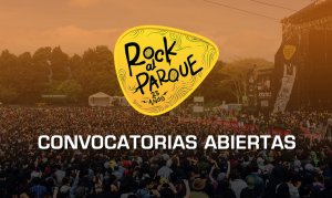 Rock al Parque abre su convocatoria de bandas para el año 2019