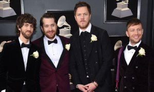 "Imagine Dragons presenta su nuevo disco ""Origins"""