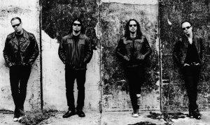Foto de Metallica usada en el álbum Death Magnetic