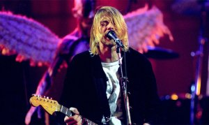 Kurt Cobain en Live and Loud