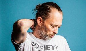 Thom Yorke vocalista de Radiohead