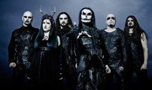 Cradle of Filth vuelve a Bogotá en mayo 2019