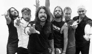 Foo Fighters estará por segunda vez en Colombia