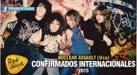 Nuclear Assault, invitado internacional a Rock al Parque 2015