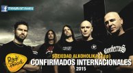 Soziedad Alkoholika, invitado internacional a Rock al Parque 2015