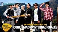 Desorden Público, invitado internacional a Rock al Parque 2015