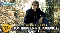 Nacho Vegas, invitado internacional a Rock al Parque 2015