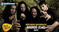 La agrupación caleña Sagros estará en Rock al Parque 2015