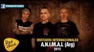 La agrupación argentina A.N.I.M.A.L se presentará en Rock al Parque 2015