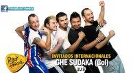 La agrupación de colombianos y argentinos Ché Sudaka se presentará en Rock al Parque 2015