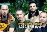La agrupación argentina Los Cafres se presentará en Rock al Parque 2015