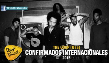 The Coup, invitado internacional a Rock al Parque 2015