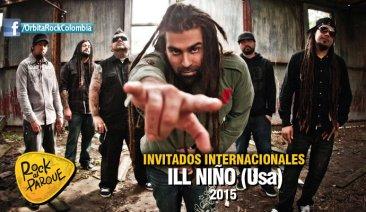 La agrupación estadounidense I'll Niño se presentará en Rock al Parque 2015