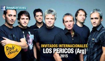 La agrupación argentina Los Pericos se presentará en Rock al Parque 2015
