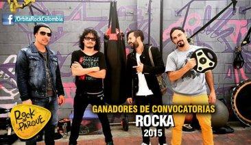 La agrupación bogotana Rocka se presentará en Rock al Parque 2015