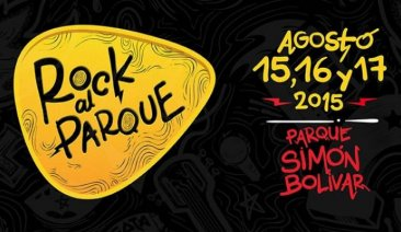 Rock al Parque realizará su edición número 21 en 2015