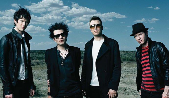 La agrupación canadiense Sum 41 estará participando en Rock al Parque 2015