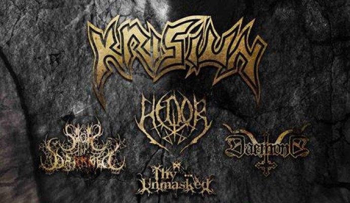Krisiun invitado internacional al Baal Metal Fest 2014