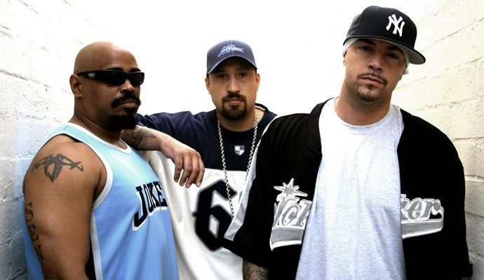 Cypress Hill estará en el Jamming Festival 2015