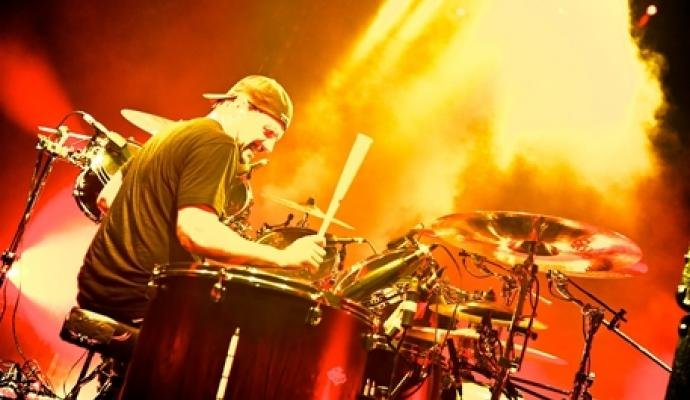 Dave Lombardo, baterista de Slayer